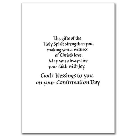 Confirmation Letter Phrases quotes for confirmation cards quotesgram