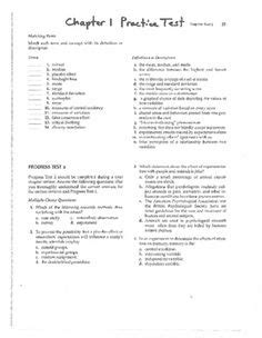 Chapter 7 Memory Psychology Worksheet by Critical Thinking Activities Smore School Ideas