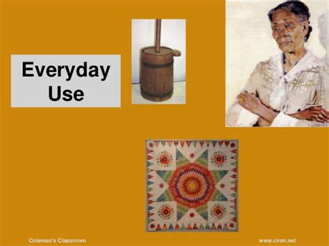 best for everyday use everyday use lesson