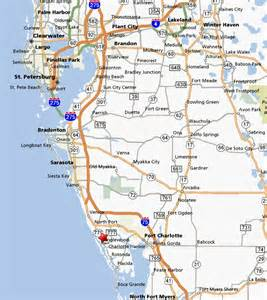 Englewood Florida Map by Maps To Massage De Salon