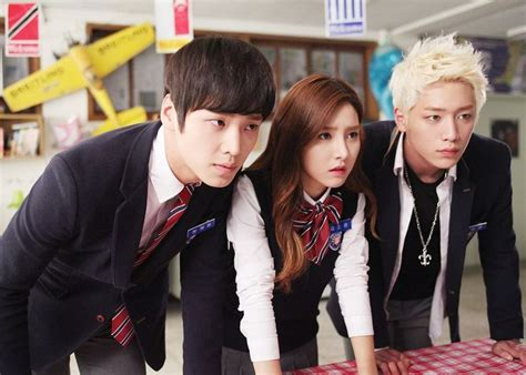 film drama korea high school 9 best after school lucky or not images on pinterest