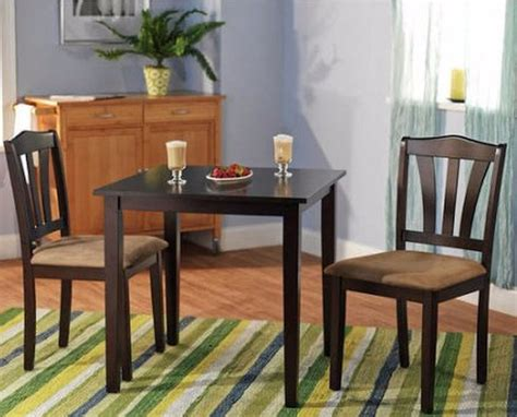 Indoor Bistro Table And 2 Chairs Small Kitchen Table Sets Nook Dining And Chairs 2 Bistro Indoor For Spaces Ebay