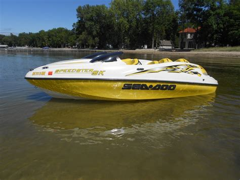 sea doo speed boat sea doo 2005 for sale for 2 850 boats from usa