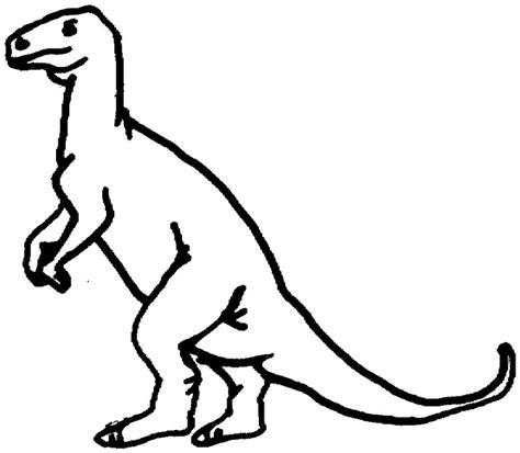 dinosaur outlines clipart best
