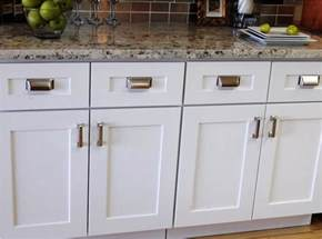 Shaker Style Kitchen Cabinet Doors Diy Shaker Cabinet Doors Step By Step And Tips