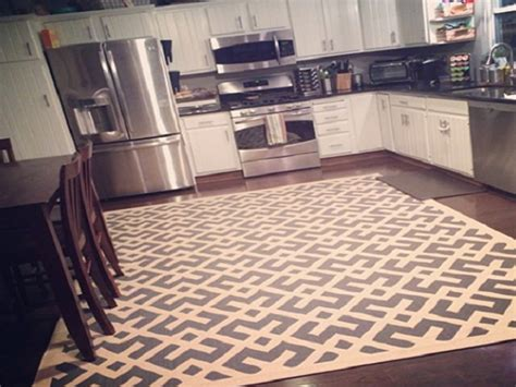 Large Kitchen Rugs Rugs In The Kitchen Yea Or Nay Sunday News