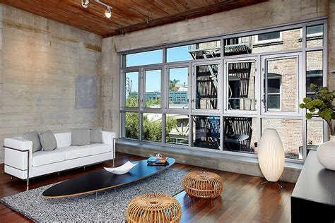 interior loft interior design ideas home decor urban urban loft by torrence architects 171 homeadore
