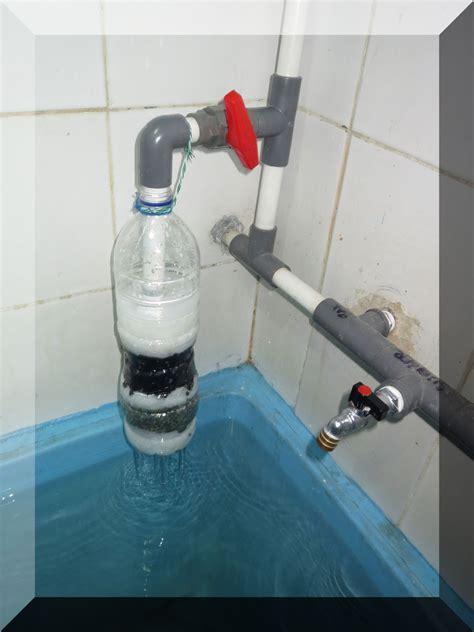 image gambar   filter air sederhana  murah