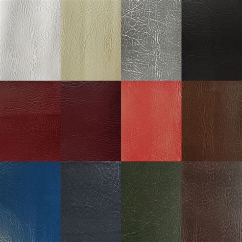 Upholstery Leather Uk by Leatherette Vinyl Fabric 1m Metre Retardant Faux