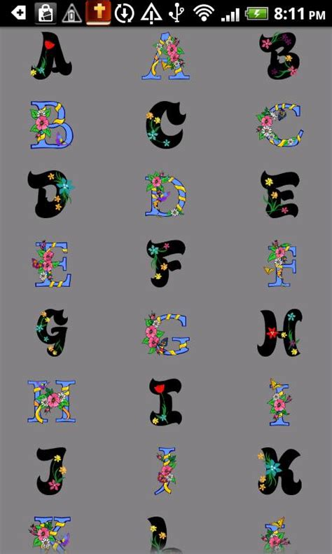 sticker doodle i you alphabet stickers doodle text android apps on play
