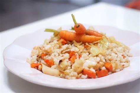 recetas de cocina con col arroz frito con col somnatur