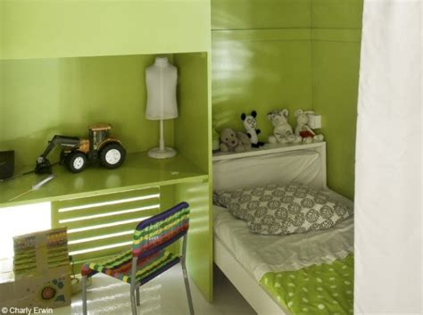 chambre ado vert deco chambre ado gris vert