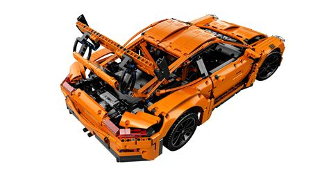 lego porsche porsche 911 gt3 rs by lego choice gear