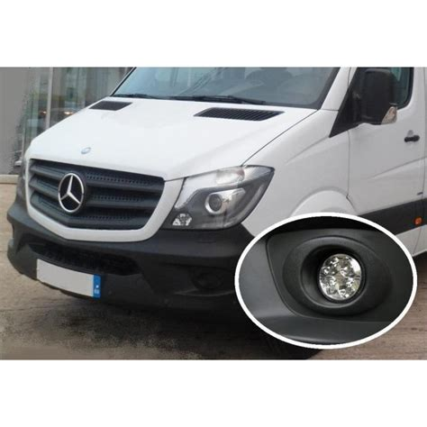 Mercedes Sprinter Kit by Led Day Running Light Kit Drl Mercedes Sprinter Late 2013