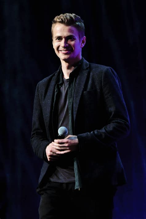 hayden christensen pinterest hayden christensen star wars celebration 2017 hayden