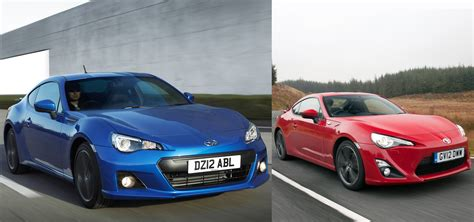 toyota subaru brz frs vs brz vs gt86 car release date and review 2018