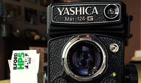 Yashica Mat 120 by Ilford Hp5 And Yashica Mat 124 G Photogabi Visuals