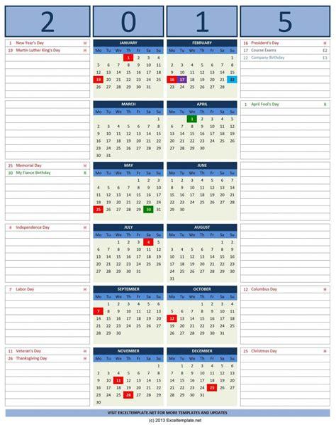 Open Office Photo Calendar Template   Calendar Template 2016