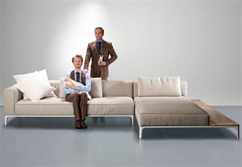 tailor made sofas tailor made modular sofa by studio segers for indera