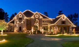 Beautiful Christmas Homes Decorated by Christmas Decoration Moyer Lawn Care