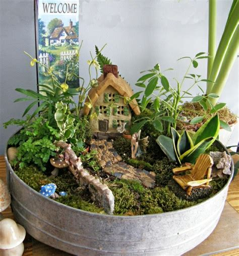 Zen Garten Miniatur Selber Machen