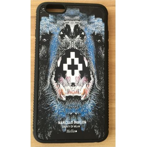 Marcelo Burlon 4 Tpu For Iphone 5 5s Se marcelo burlon 4 tpu for iphone 5 5s se jakartanotebook