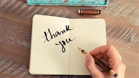 How Much Do I Have On My Gift Card - 6 right ways to say thank you in a note today com