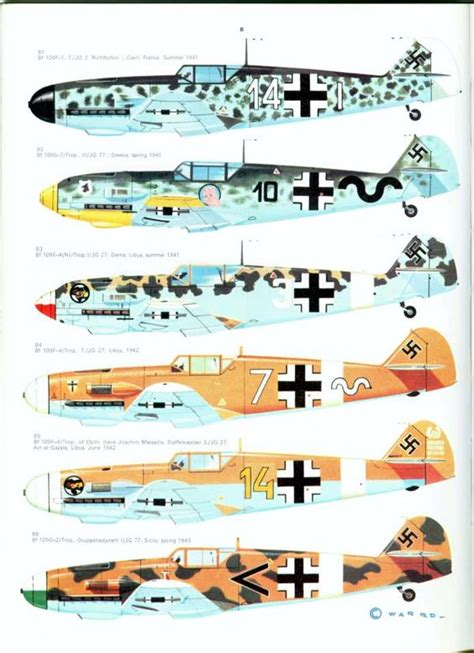 luftwaffe in colour volume s06 luftwaffe colour markings 1935 1945 vol 1 page 28 960 military history militaria and