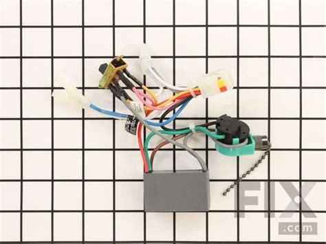 hunter ceiling fan wire harness spd kh fixcom