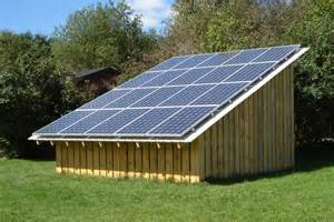 solar pv wood shed canton ny northern lights energy