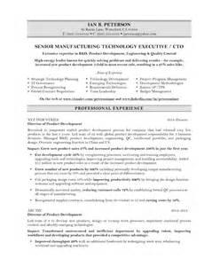 Cto Sample Resume chief technology officer resume sample