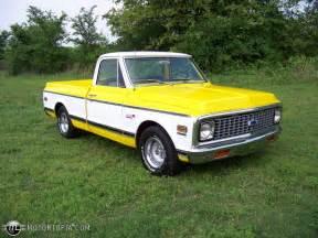 1972 For Sale 1972 Cheyenne Swb Id 2351 For Sale