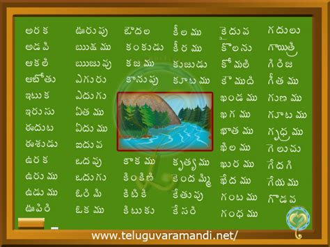 telugu guninthalu photos telugu alphabets with words best of alphabet ceiimage org