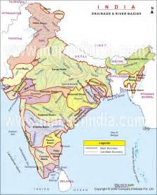 the major rivers in india gkquizzitive