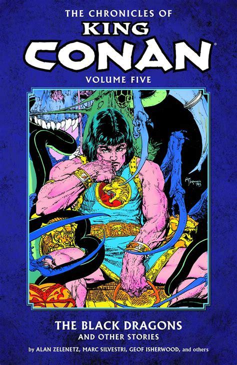The Chronicles Of King Conan Vol 6 A In Stygia Ebooke Book alan zelenetz fresh comics