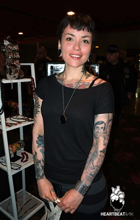 16th new york city tattoo convention heartbeatink tattoo