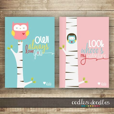 cards for classmates 6 jazzy printables that make cool valentines cards for