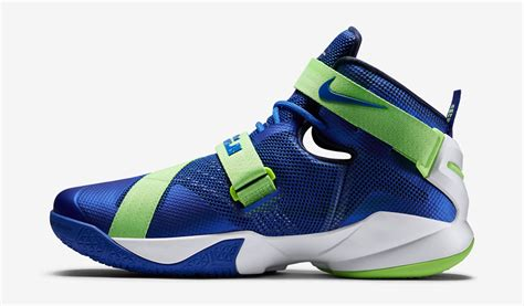 lebron 9 sneakers nike lebron soldier 9 sprite sneaker bar detroit