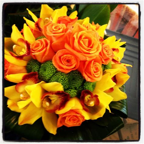 di fiori bouquet di fiori autunnali