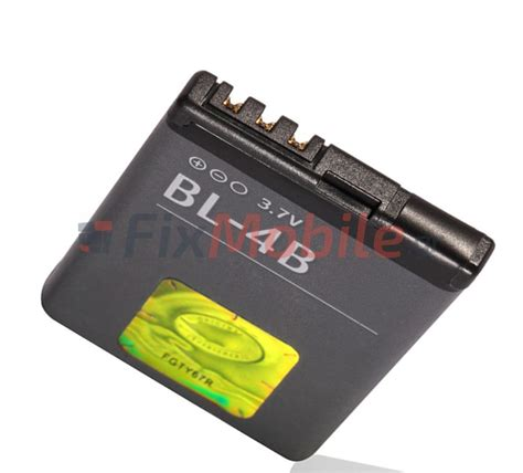 Nokia Battery Bl 4b Original With Packing 2 original battery nokia bl 4b 700 mah 2630 2760 5000