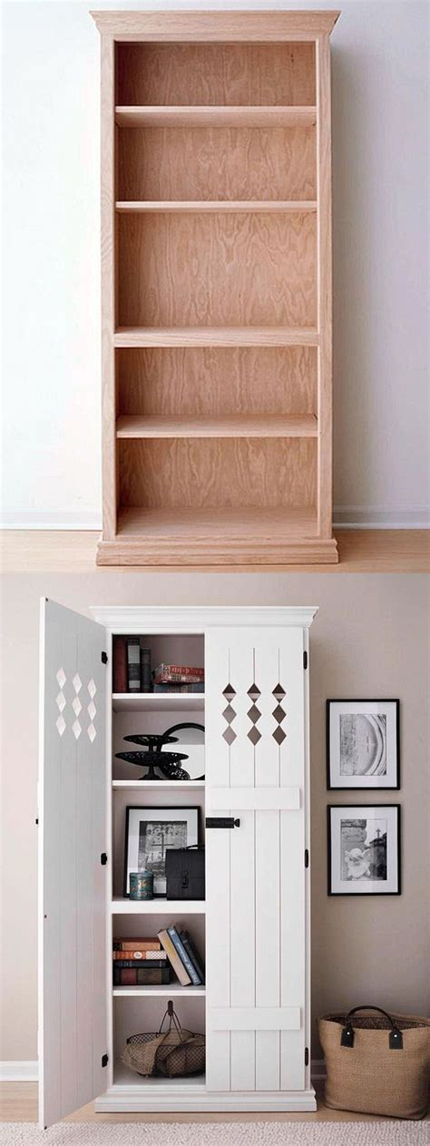 13 beautiful bookcase makeovers beautiful the doors and