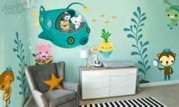 octonauts bedroom wallpaper designer playground