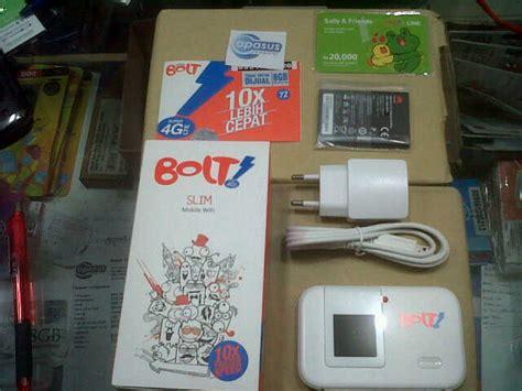 Modem Bolt E5372s Slim jual modem bolt slim e5372s 4g lte mobile wifi apasuslung