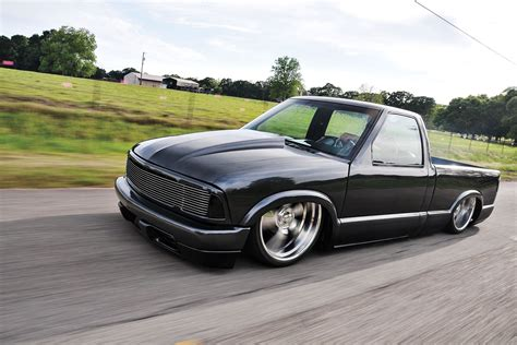 Chevy S10 by 2001 Chevy S10 Big Easy Build