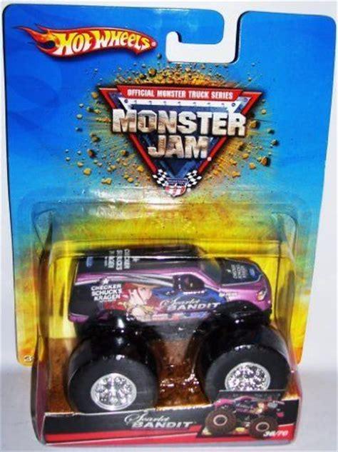 monster truck videos 2010 wheels 2010 1 64 scale monster jam flag series scarlet