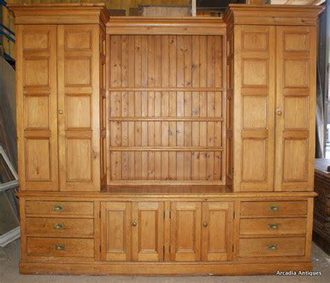 Click Cupboard Breakfront Housekeepers Cupboard Antique Cupboards