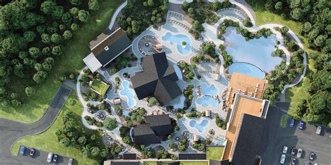 massive luxury spa  opening