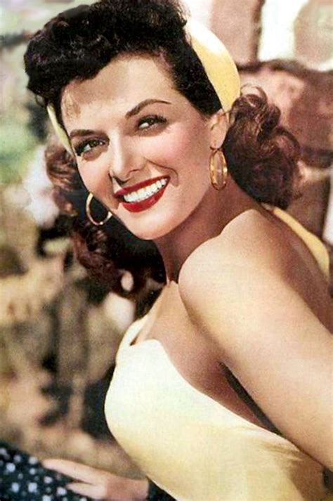the fifties jane russell beguiling hollywood new page 2 www debra paget com