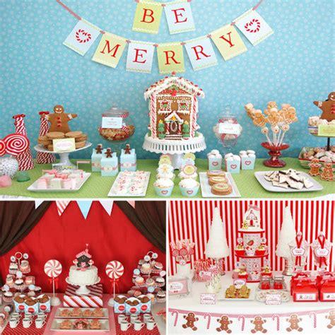 Christmas party ideas for kids popsugar moms