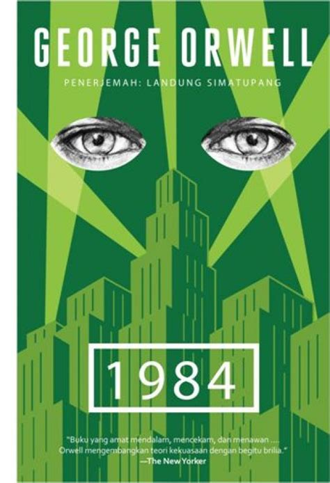 1984 George Orwel By Buku Sosial bukukita 1984 republish toko buku